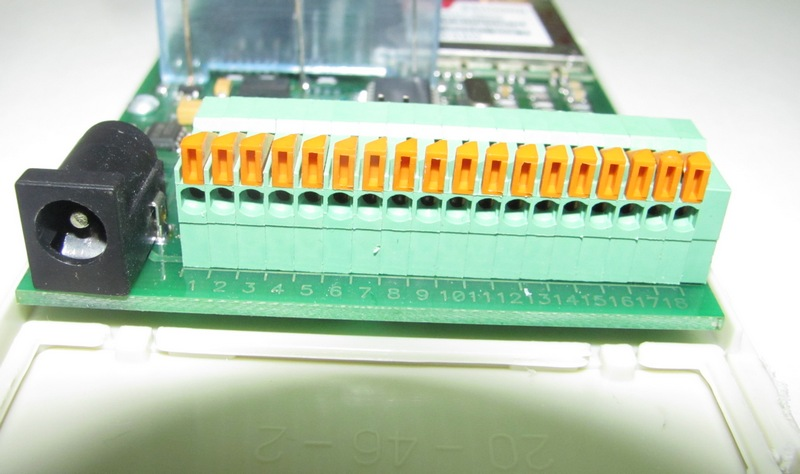 колодка для подключения проводов